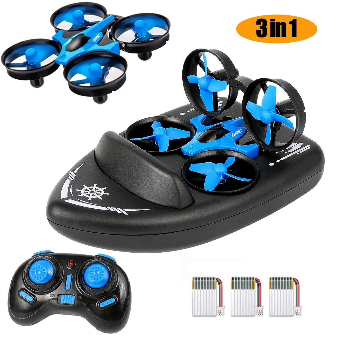 Mini Drone Kids Adults Sea Land Air