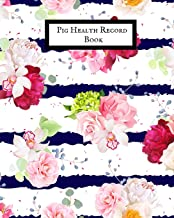 Pig Health Record Book: Health & Wellness Log Book For Animal Lovers   Vaccination Record Journal  Veterinaries ... Activities Record   Owner's Maintenance