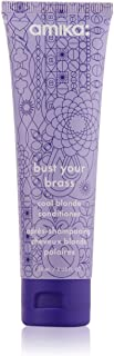 amika Bust Your Brass Cool Blonde Conditioner, 2 Fl Oz