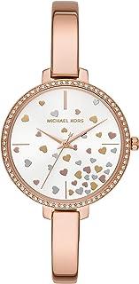 Michael Kors Women's MK3978 Analog Quartz Rose Gold Watch
