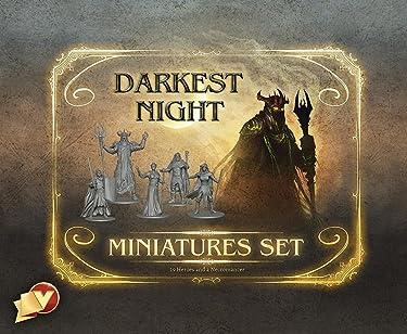Noche más oscura Juego de miniaturas