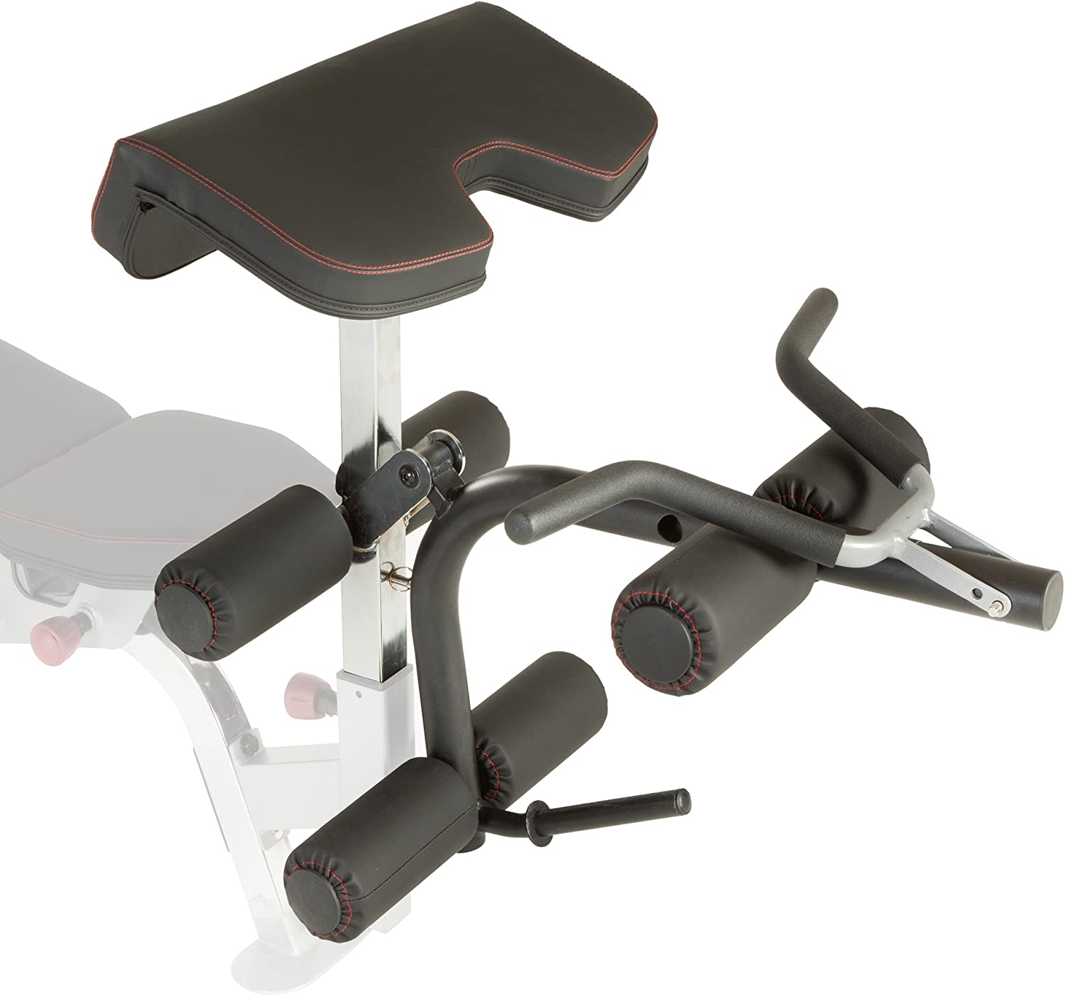Fitness Reality X Class Preacher Curl Review