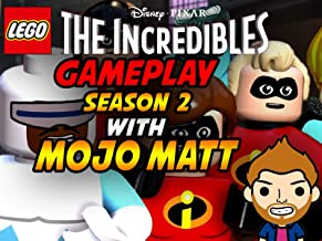 Lego The Incredibles Gameplay With Mojo Matt