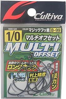 オーナー針 カルティバ マルチオフセット B-99 Cultiva MULTIOFFSET HOOK