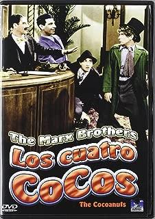 Los Cuatro Cocos (Hnos. Marx) (Import Movie) (European Format - Zone 2) (2012) Varios