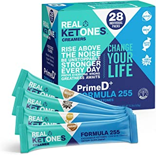 Real Ketones - Keto Coffee Creamer on-the-go keto coffee mix