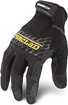Ironclad Box Handler Work Gloves BHG, Extreme Grip, Performance Fit, Durable, Machine Washable, Sized S, M, L, XL, XXL (1 Pair)