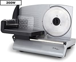 HEALTHY CHOICE 200-watt Electric food slicer motor |meat slicer, bacon slicer, food slicer | stainless steel blade | easy to clean