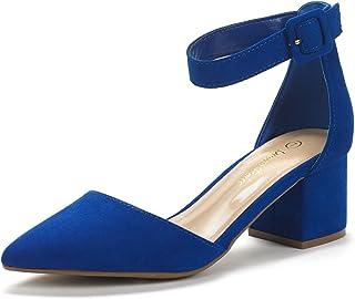 9b1d3fa6 Amazon.es: Azul - Zapatos de tacón / Zapatos para mujer: Zapatos y ...