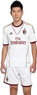 adidas Herren kurzärmliges Trikot AC Milan Away Jersey