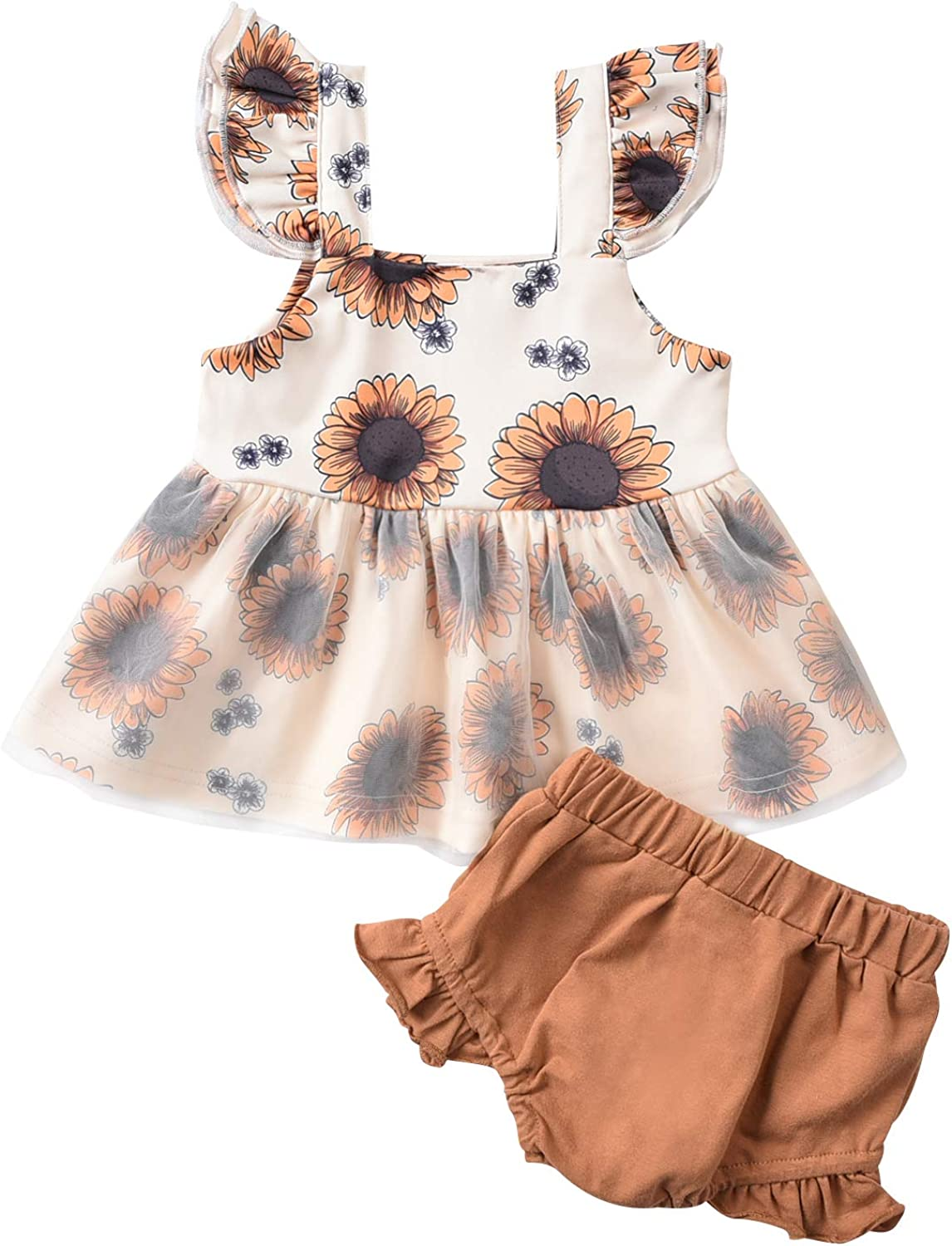 Newborn Baby Girl Summer Spring Clothes Solid Short Sleeve Rompe