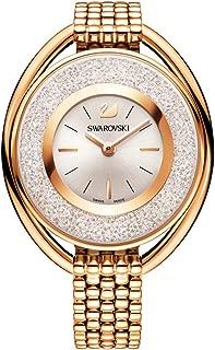 Swarovski Women's Silver Dial Stainless Steel Band Watch - 5200341