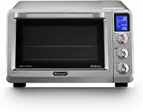 De'Longhi 126101 Multioven Benchtop Oven, 24L, Silver, EO241250M