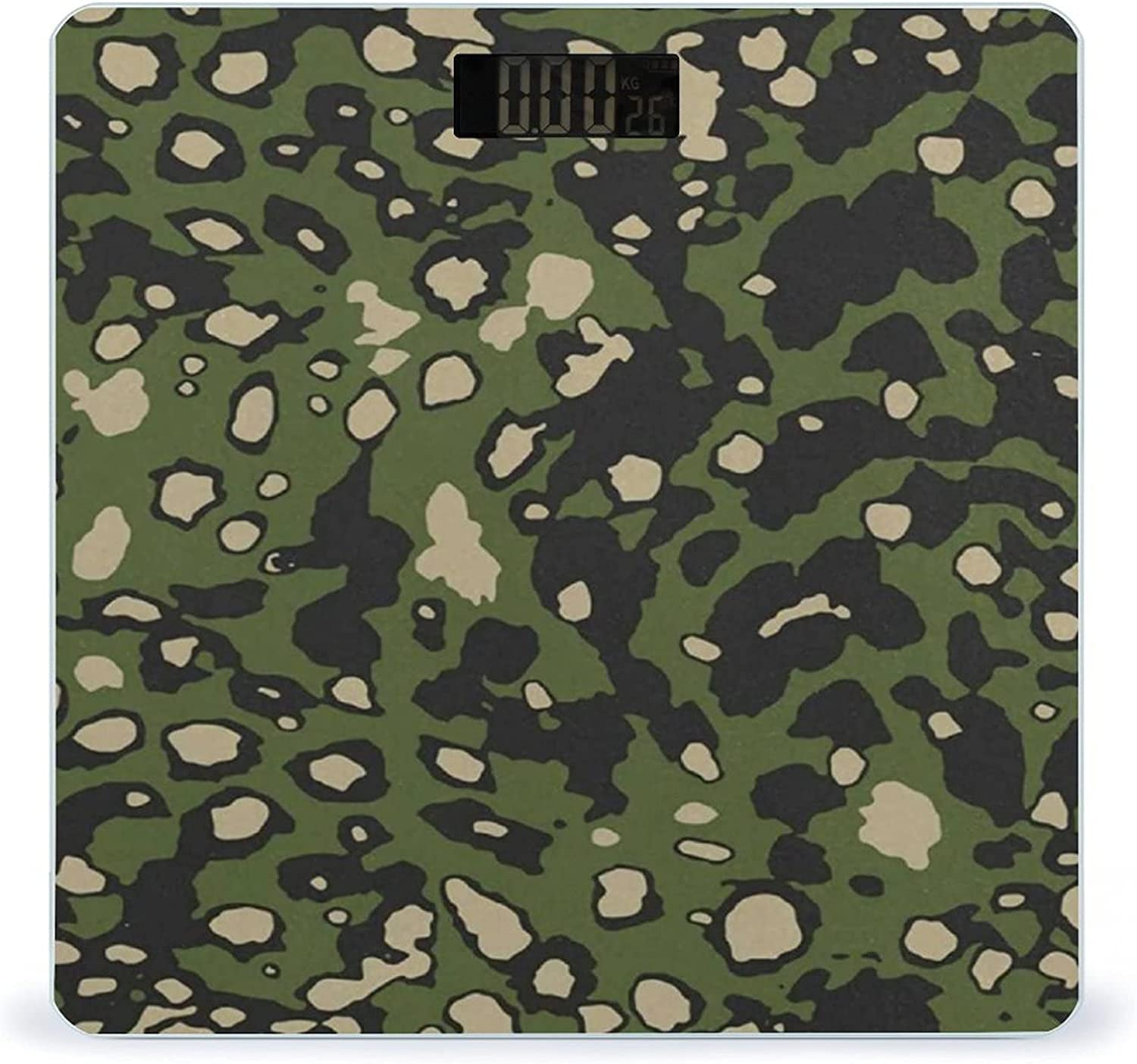Bathroom Scale Genuine Free Shipping Leopard Spot in for Camouflage Body Scales Genuine Free Shipping Style