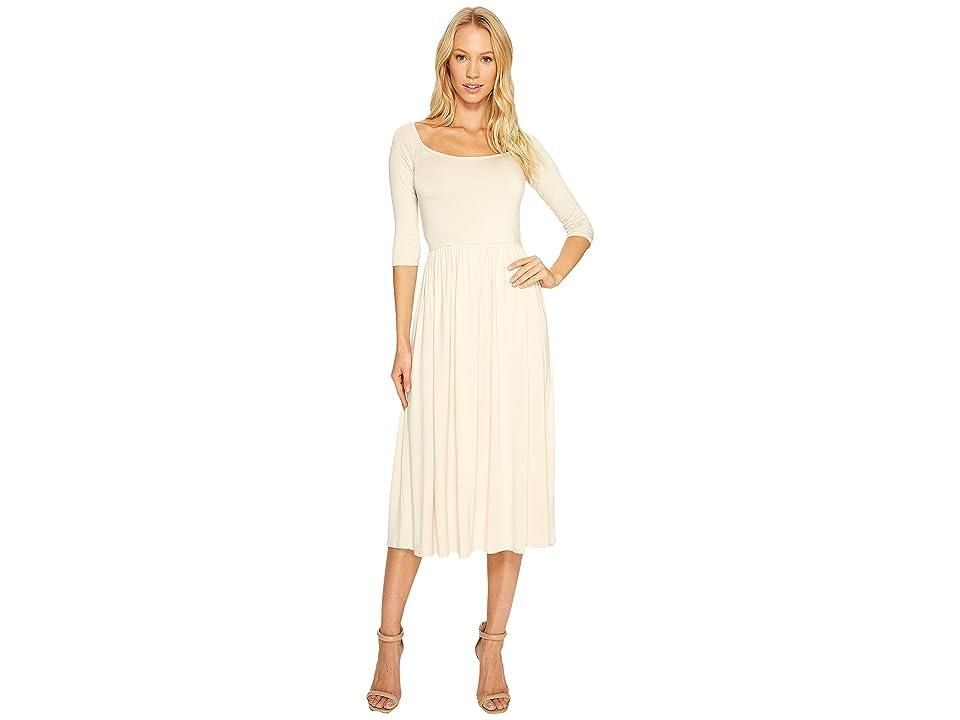 Rachel Pally Cassey Dress (Cream) Women