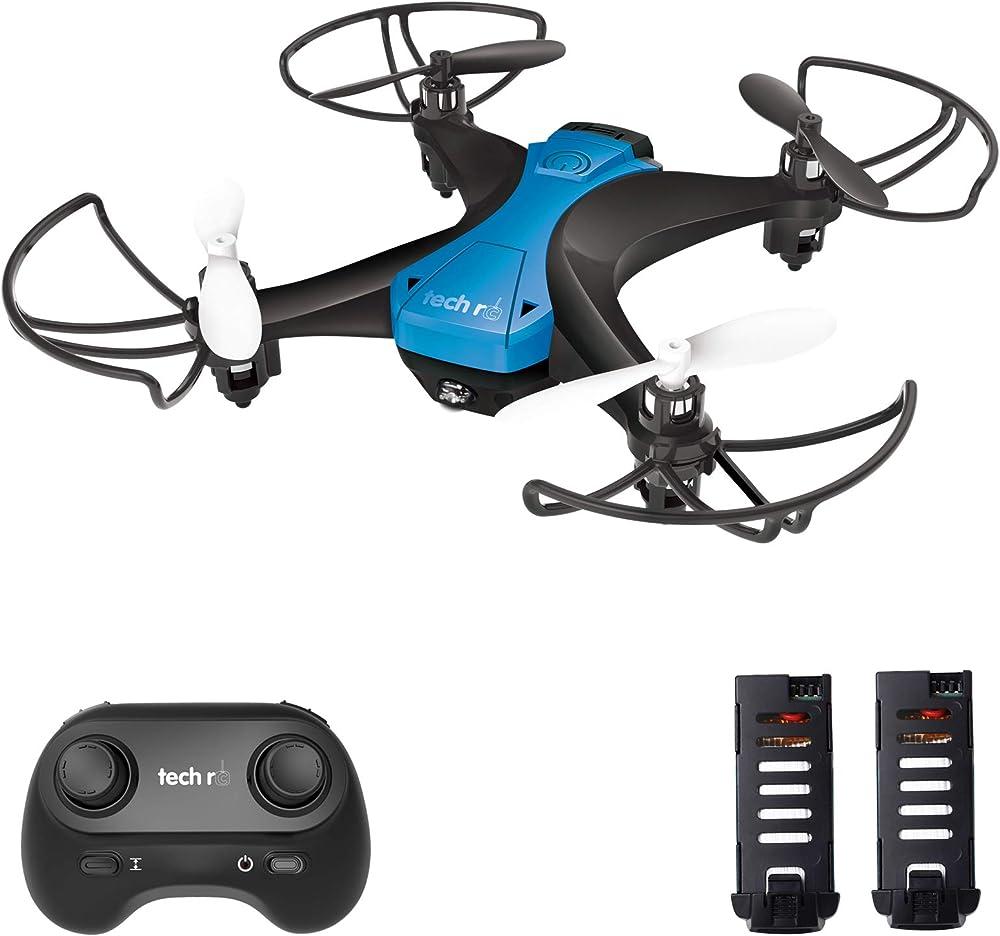 Tech rc, mini drone facile da pilotare TR008