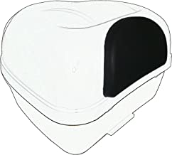A Pro Back Rest Top Case Motorcycle and Scooter Motorbike universale per
