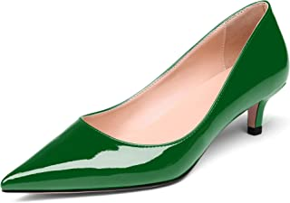 Green / Pumps / Shoes