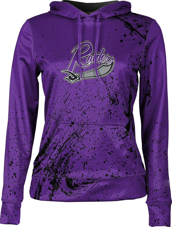 ProSphere University of Mount Union College Girls' Pullover Hoodie, School Spirit Sweatshirt (Splatter)