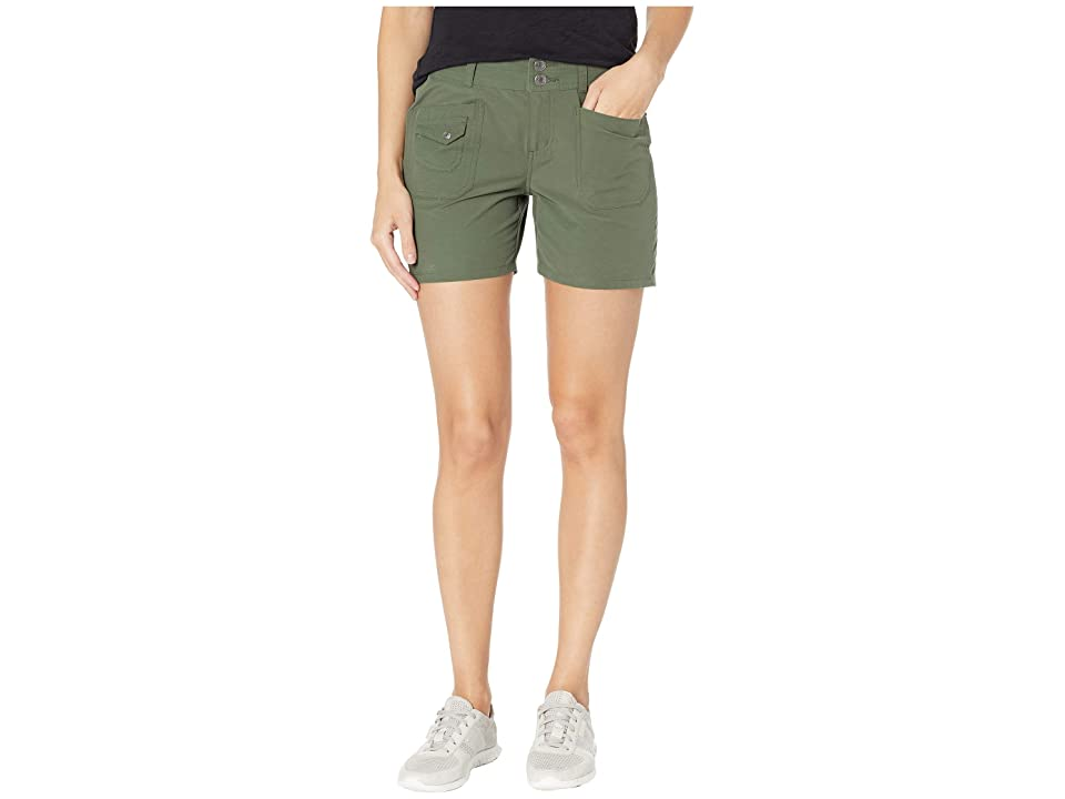 Marmot Delaney Shorts (Crocodile) Women