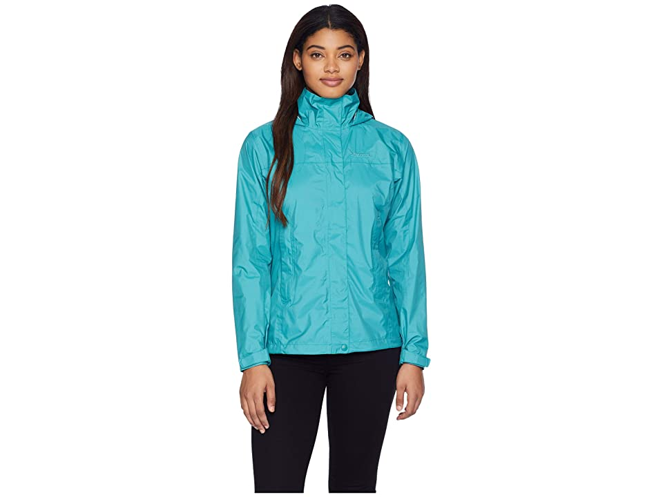 Marmot PreCip(r) Jacket (Patina Green) Women