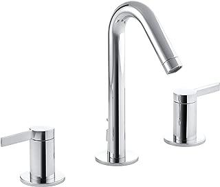 KOHLER K-942-4-CP Stillness Widespread Lavatory Faucet, Polished Chrome