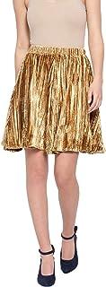 oxolloxo Women's Skirt (Gold)