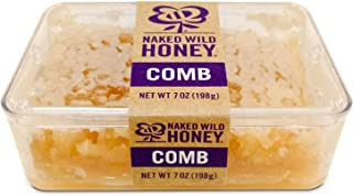 Sponsored Ad - Naked Wild Honey Comb, 7 Ounce