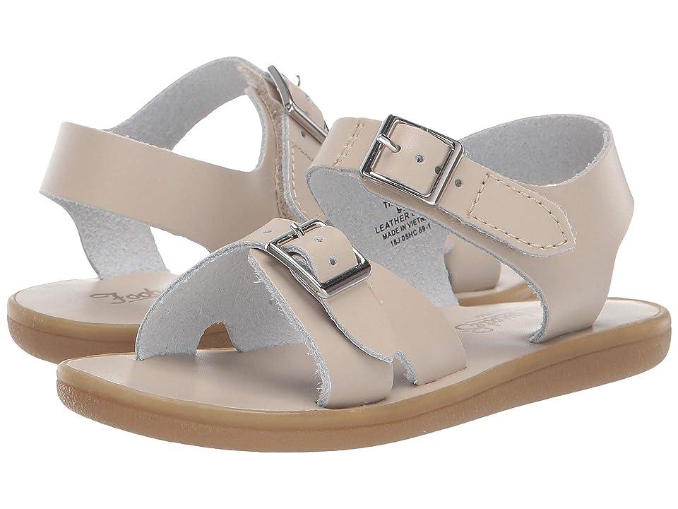 FootMates Tide (Infant/Toddler/Little Kid) (Ecru) Kids Shoes