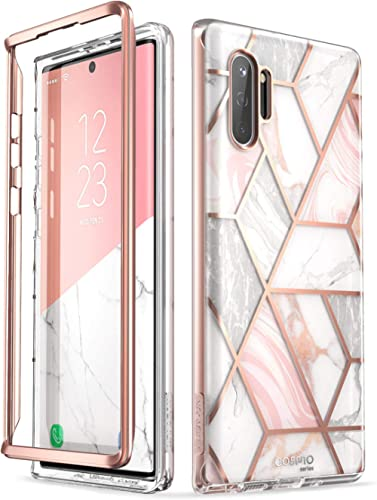 i-Blason Cosmo Series Case for Galaxy Note 10 Plus/Note 10 Plus 5G 2019 Release, Marble