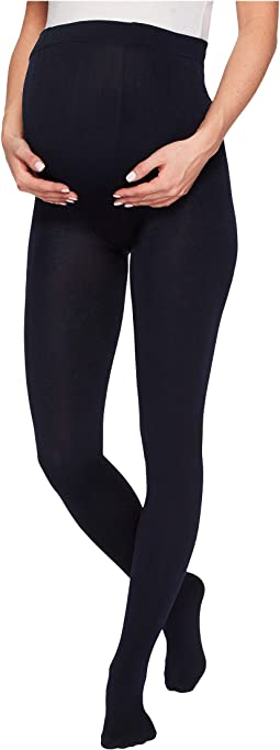 Maternity Fleece-Lined Full-Foot Tights