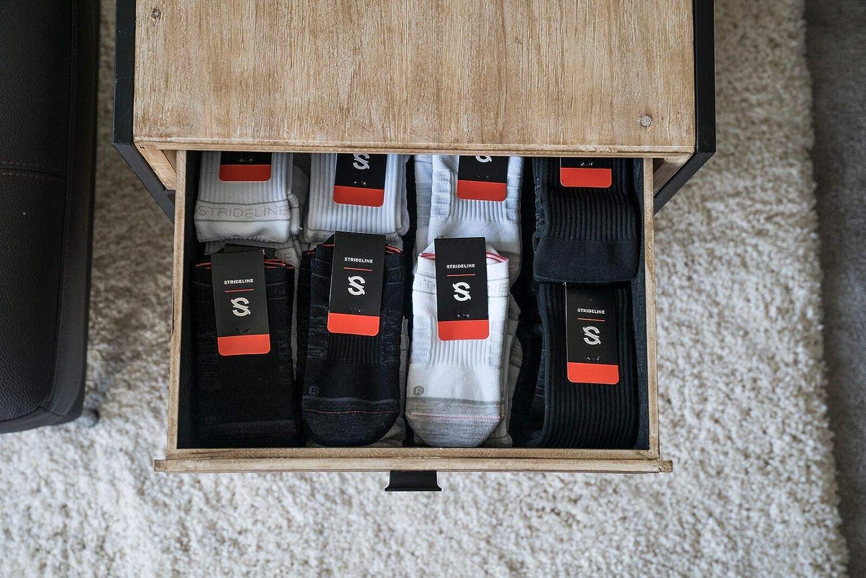 Strideline unisex-adult Premium Athletic Low Socks