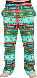 National Lampoon's Griswold Family Christmas Vacation Fair isle Lounge Pants