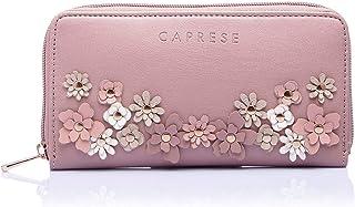 Caprese Flora Women's Wallet (Dusty Pink)