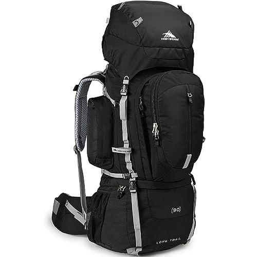 0a484925dd11 High Sierra Long Trail 90L Top Load Internal Frame Backpack Pack