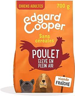 Edgard & Cooper Nourriture Naturelle pour Chien Adulte Croquettes sans Cereales Poulet Frais élevé en Plein Air, Alimentat...