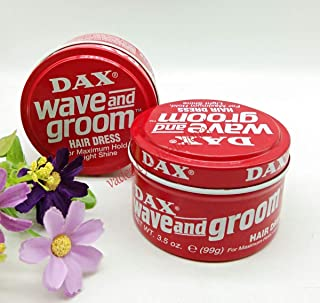 Hanvi DAX wave and groom hair dress for maximum hold 99g