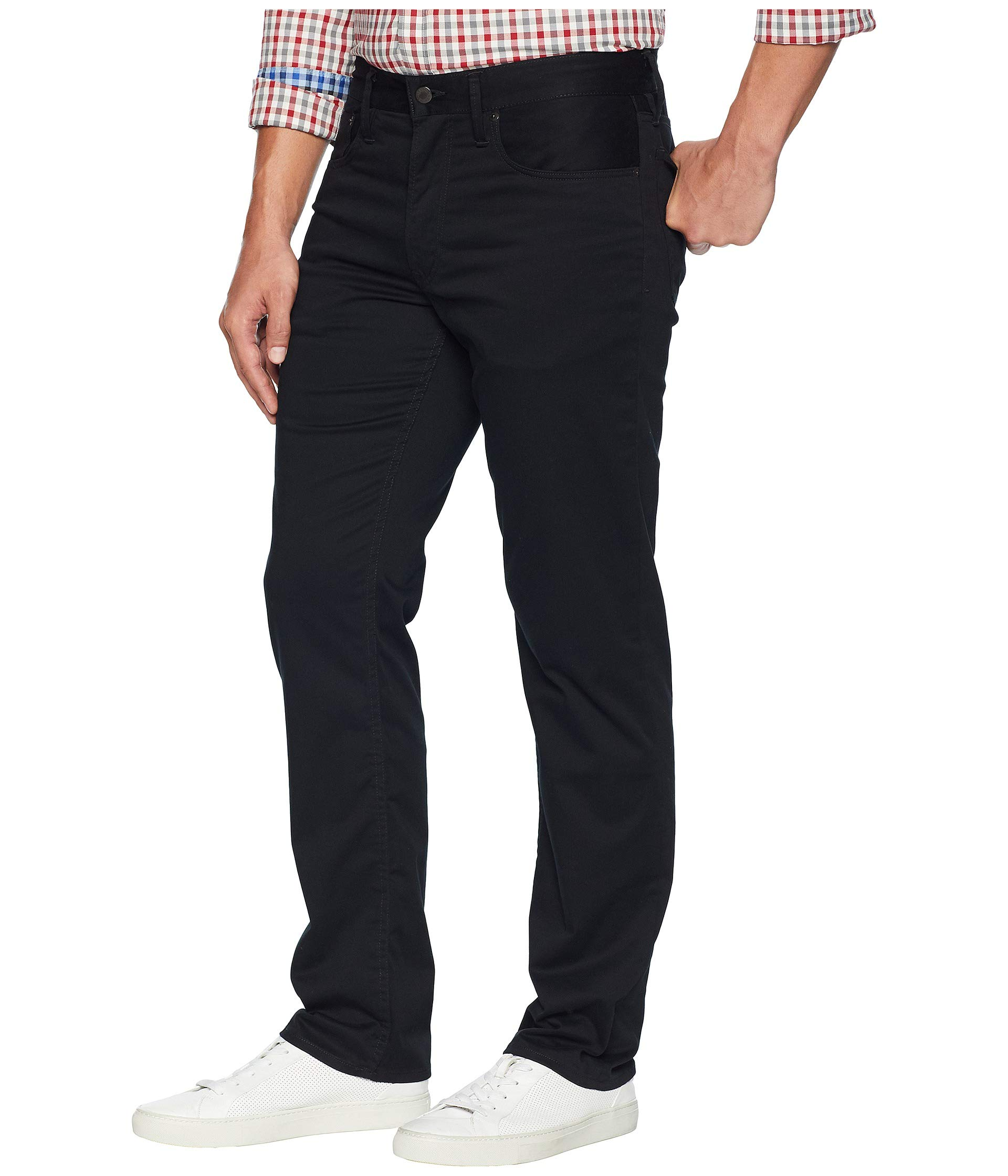 Pants Ralph Polo Lauren Sateen Black Stretch Cotton Prospect 8BSnB6