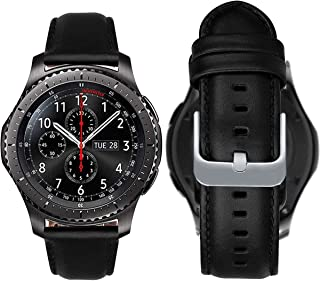 Strap Band Leather For SmartWatch 22MM For Samsung galaxy watch,2725617652067