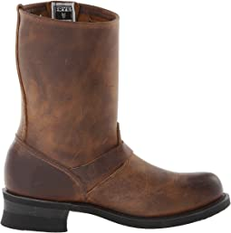 Dark Brown Old Town Leather