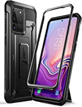 SUPCASE UB Pro Series Designed for Samsung Galaxy S20 Ultra / S20 Ultra 5G Case (2020 Release), Full-Body Dual Layer Rugged Holster & Kickstand Case Without Built-in Screen Protector (Black)