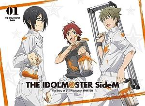 アイドルマスター SideM 1(3rdLIVE第1弾チケット先行申込券付)(完全生産限定版)