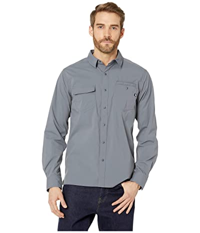 Marmot Kapalino Long Sleeve Shirt (Steel Onyx) Men