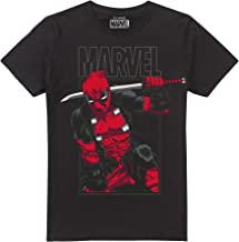 Marvel Deadpool Sword Camiseta para Hombre