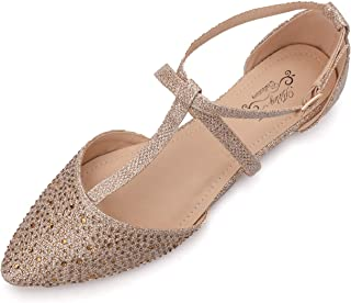 Best schutz clearly pointed toe flat Reviews