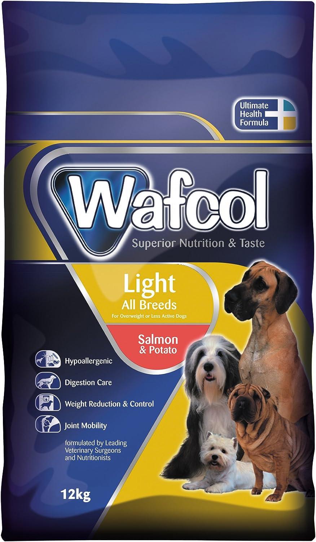 Wafcol Light Salmon -* Potato 12kg (Pacco di 2)