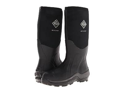 The Original Muck Boot Company Arctic Sport Tall (Black) Men