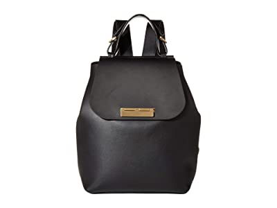 ZAC Zac Posen Chantalle Backpack Solid (Black) Backpack Bags