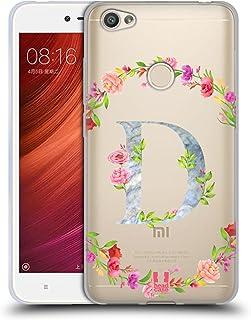 Head Case Designs D 繝・さ繝ゥ繝・ぅ繝悶・繧、繝九す繝」繝ォ Xiaomi Redmi Y1 / Y1 Lite 蟆ら畑繧ス繝輔ヨ繧ク繧ァ繝ォ繧ア繝シ繧ケ