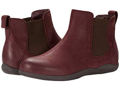 SoftWalk Highland (Wine Leather) Women
